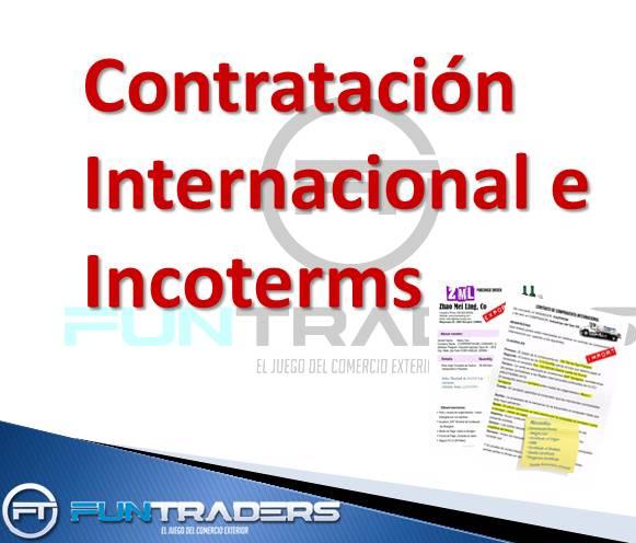 Contratacion internacional e incoterms. Funtraders
