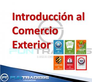 Introducción al comercio exterior. Formación Funtraders