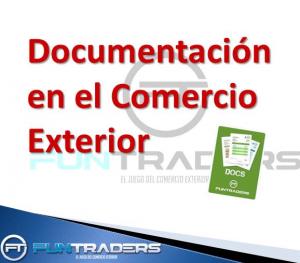 Documentación en comercio exterior