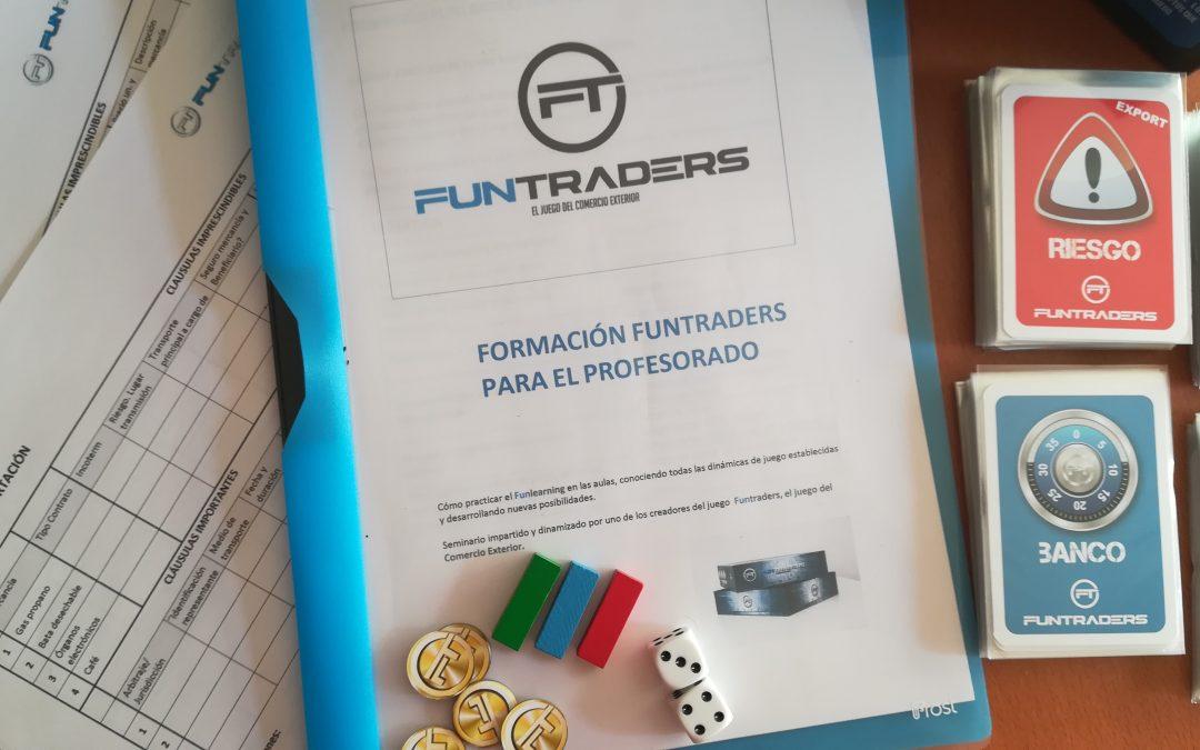 Valoración de Funtraders, tras el curso Formación al Profesorado.