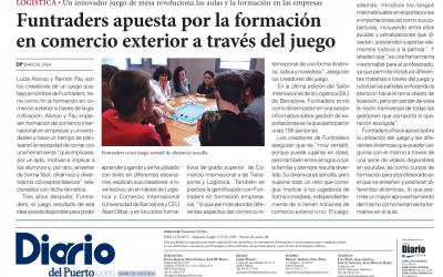 Funtraders en el Diario del Puerto